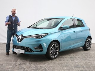 Découverte de la Renault Zoé (2019)