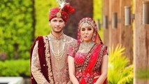 Aarti Chabria looks beautiful in her marriage with Visharad Beedassy; Photo goes viral | Boldsky