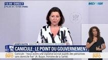 """Agnès Buzyn sur la canicule: """"dans les Ehpad, les consignes sont maintenant bien connues des personnels"""""""