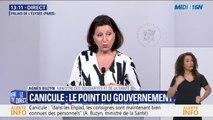 """Agnès Buzyn affirme qu'il """"n'y a pas d'alarmisme particulier"""""""