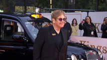 Elton John could be competing with himself at the Oscars