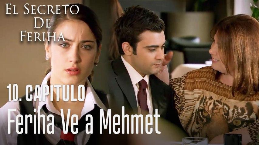 Feriha ve a Mehmet - El Secreto De Feriha Capítulo 10