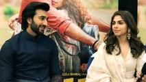Malaal stars Meezaan Jaafri & Sharmin Segal in Candid Interview with | FilmiBeat