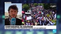 """Conférence de Bahreïn : """"les Palestiniens sont opposés à toute initiative unilatérale des Américains"""""""
