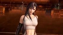 Dissidia Final Fantasy NT - Bande-annonce de Tifa