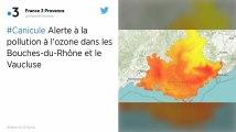 Pollution à l'ozone. L'alerte maintenue dans les Bouches-du-Rhône et le Vaucluse