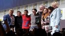 Le casting de Game of Thrones au Comic-Con de San Diego