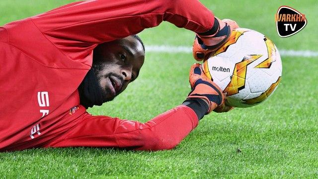 CAN2019 : Découvrez Abdoulaye Diallo Gardien à l'équipe National du sénégal