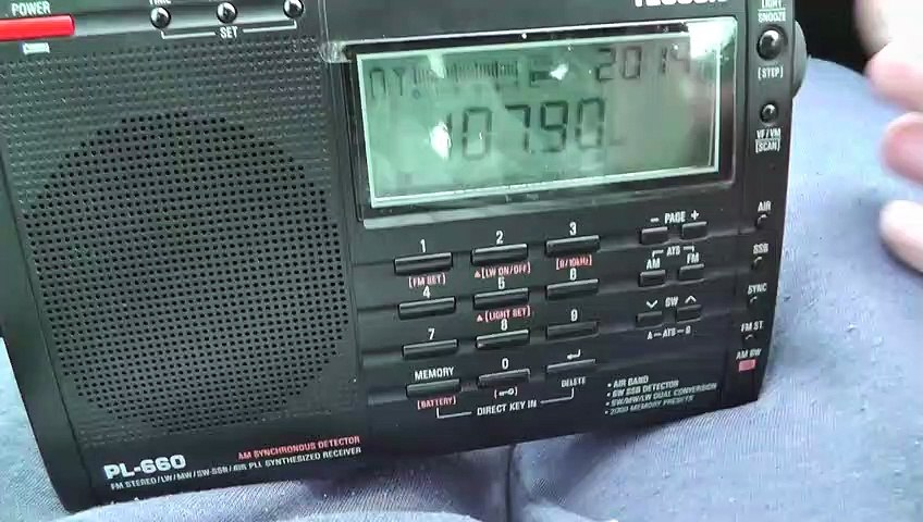 00117 FM Radio Band Scan near Cardiff South Wales turn off on the M4 motorway part 2 (2)
