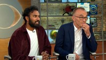 "How director Danny Boyle knew ""straight away"" that Himesh Patel should be the star of ""Yesterday"""
