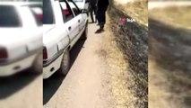 Viranşehir'de korkunç kaza...Araçtakiler yanmaktan son anda kurtuldu