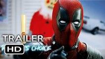 ONCE UPON A DEADPOOL Trailer 3 (2018) Ryan Reynolds PG 13 Deadpool 2 Movie HD