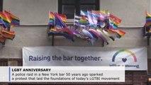 From NY's Stonewall revolt to old age frailty, back to closet