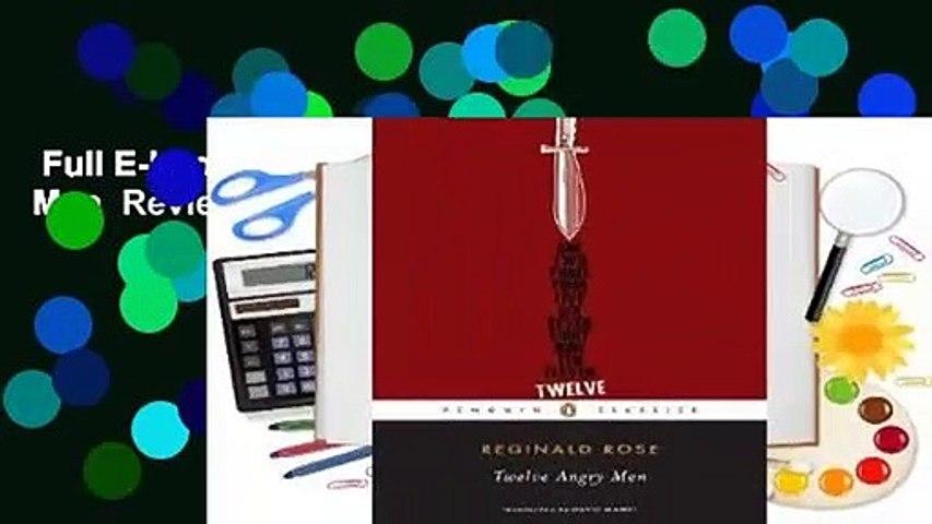 Full E-book  Twelve Angry Men  Review
