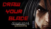 Samurai Shodown - Trailer de lancement