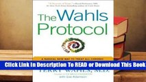 [Read] The Wahls Protocol: A Radical New Way to Treat All Chronic Autoimmune Conditions Using
