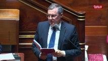 """Fonction publique: « M. le ministre, nous vous invitions instamment à partager notre combat pour l'insertion des personnes handicapées """" demande Philippe Bas"""
