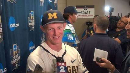 Free Spirited Approach has Jimmy Kerr and Michigan One Win Away from World Series Title