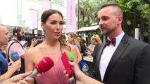 Vania Millán defiende el vestido de novia de su excuñada Pilar Rubio