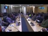RTG/Visite du Ministre de la promotion des investissements à la ANPI Gabon