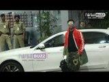 Karan Johar goes casual while flying