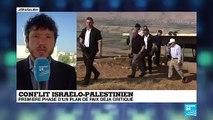 """Benjamin Netanyahou """"veut se concentrer sur les élections législatives"""""""