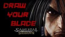 Samurai Shodown - Draw Your Blade (trailer de lancement)