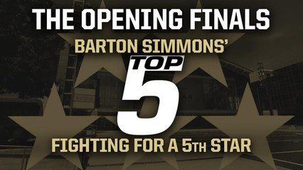 The Opening Finals: 5 Players on the Cusp of 5-star Status