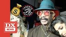 Drake's Dad Says He Won $300K Betting On The Toronto Raptors
