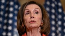 Pelosi Says Border Package Will Pass