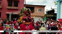 Somos: Venezuela: Fiesta de San Juan Bautista reúne a feligreses
