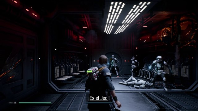Star Wars Jedi: Fallen Order - Gameplay Extendido (subtitulado al castellano)