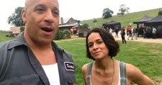 Vin Diesel et Michelle Rodriguez annoncent le début du tournage de « Fast and Furious 9 »