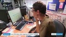 Hôpitaux : les infirmières des urgences de Besançon en arrêt maladie