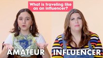 Amateur Guesses What It Takes to Be A Fashion Influencer | Dream Job vs Real Job