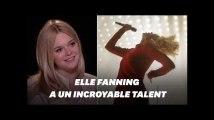 """Dans """"Teen spirit"""", Elle Fanning prouve qu'elle sait (très bien) chanter"""