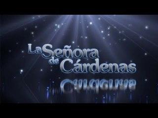La Señora De Cárdenas | Episodio 4 | Roxana Diaz y Alfonso Medina | Películas RCTV