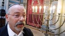 A la rencontre d'Alain Silberstein, président de l'association cultuelle israélite de Besançon
