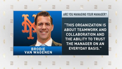 The Jim Rome Show: Mets GM Brodie Van Wagenen manages team via text