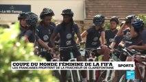 Mondial-2019 : les Bleues profitent de la fraîcheur de Clairefontaine