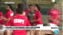 """CAN-2019 : """"l'Égypte peut s'améliorer dans le jeu"""" face à la RDC"""