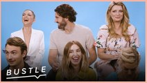 """The Cast Of 'The Hills: New Beginnings' Plays A Game Of """"Who Said It"""""""