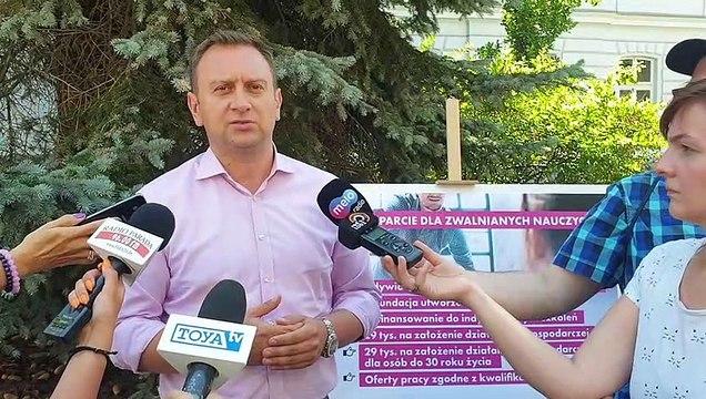 Oferta dla zwalnianych nauczycieli w Łodzi