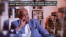 Ce comportement de Jacques Chirac qui avait beaucoup agacé la reine Elizabeth II