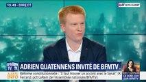 """Burkini à Grenoble: Adrien Quatennens dénonce """"une provocation"""""""