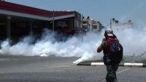 Cisgiordania, proteste contro la conferenza in Barhein