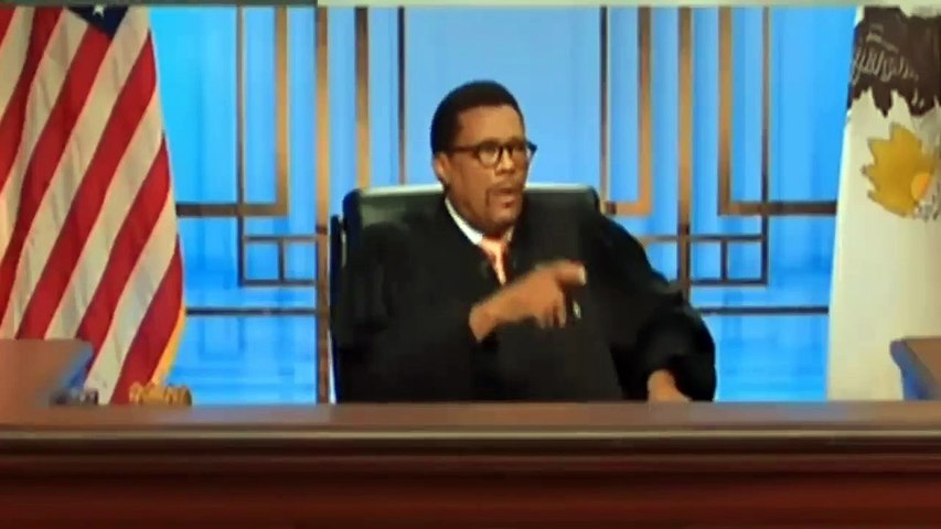 Judge Mathis  Jan 21, 2019 - Plaintiff suspects the defendant may be her granddaughter
