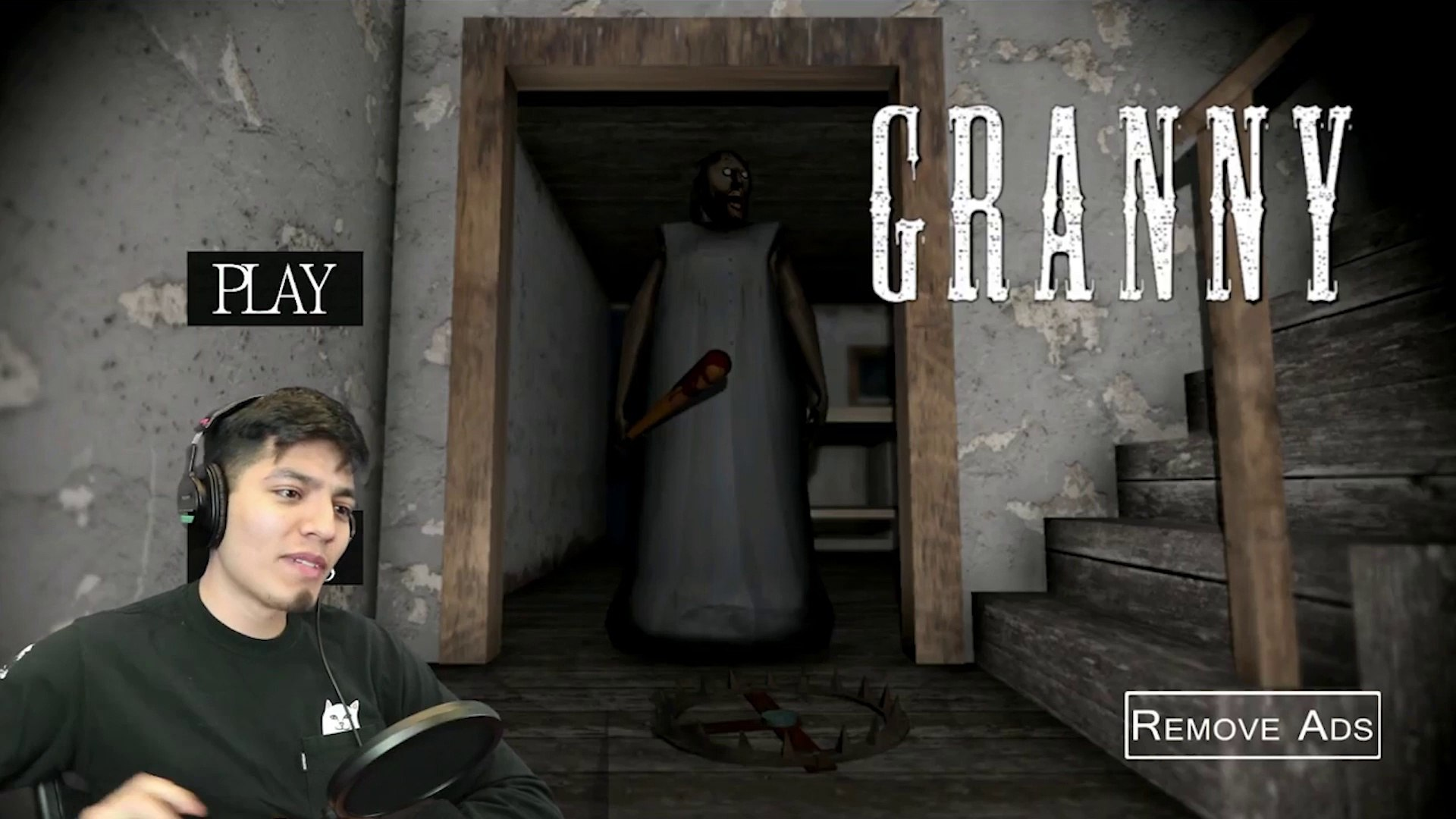 Roblox Granny Horror Game Granny Horror Game Freezing Granny Scary Game Ep 3 Video Dailymotion