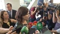 """Díaz Ayuso asegura que el pacto con Vox en la Comunidad de Madrid """"no peligra en absoluto"""""""