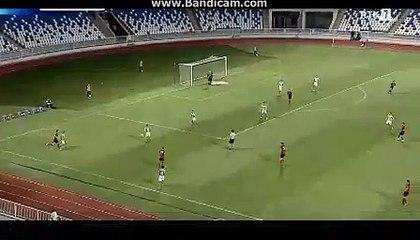 Hoti  Goal  HD   KF Feronikeli (Kos) 1  -  0 Lincoln Red Imps (Gib)   25-06-2019